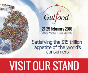 Inox Pack - Gulfood 2016 - Zabel Hall 6 - Stand F-18